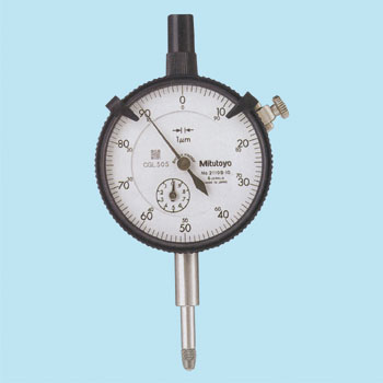Standard Dial Indicator, Scale Mark 0.01mm