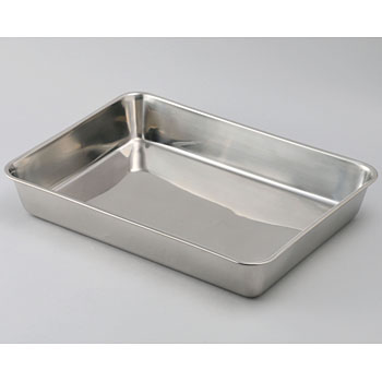 18-8, SUS304) Deep Square Tray
