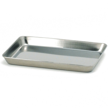 18-0 Stainless Shallow Tray