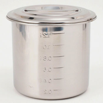 18-8, SUS304Deep Kitchen Pot With Calibration