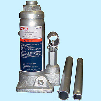 Oil-Pressure Bottle Jack