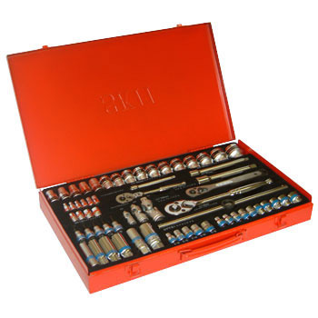 Full Socket wrench set