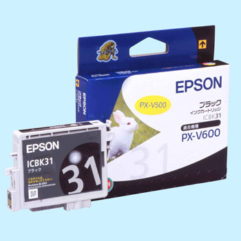Ink Cartridge EPSON IC31, Genuine