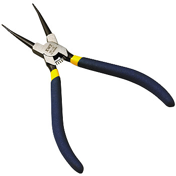 Pliers, with spring, internal use