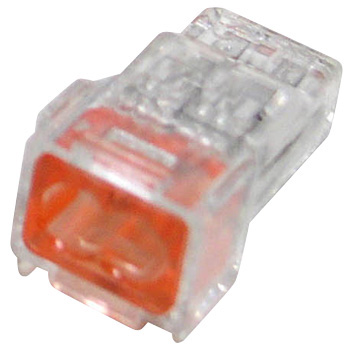 Quick Lock, Plug Form Electric Wire Connector