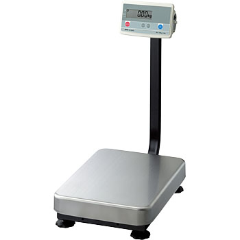 Digital platform scale FG series