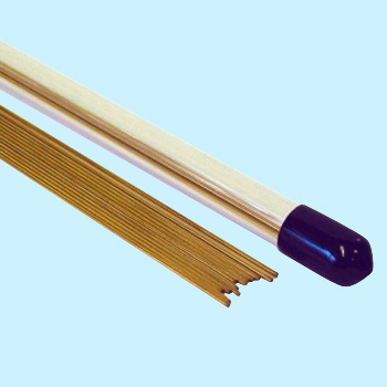 Pipe electrode (brass single hole pipe)