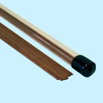 Pipe electrodes (copper single hole pipe)