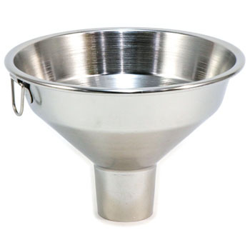 SA 18 - 8 Row for grain (wide mouth funnel)