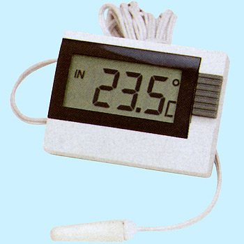 Digital Thermistor Thermometer