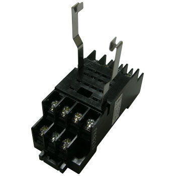 Rail Mounted Screw Socket Wiring