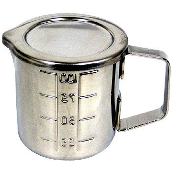 Press Tap Beaker, Handle, Lid