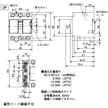 Earth leakage circuit breakers for control panel mitsubishi electric earth leakage circuit breakers for control panel ccuart Images