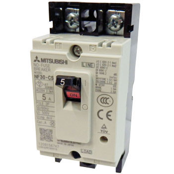 No-Fuse Breaker Nf-Cs Series, Economic Goods