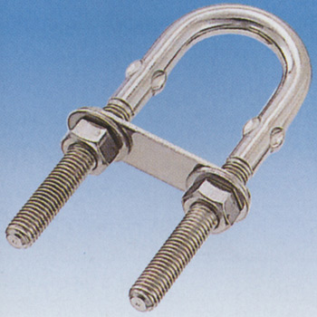 U-Bolts (Stainless Steel)