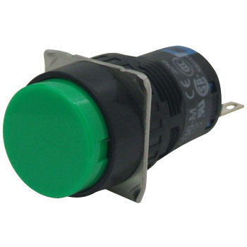 phi 16 A6 Series Push Button Switch, Class IIi Type