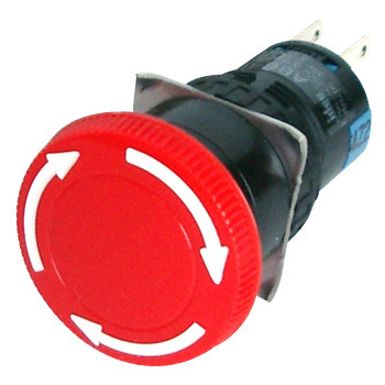 phi 16 A6 Series Pushbutton Switch