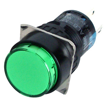 phi 16 A6 Series Illuminated Pushbutton Switches