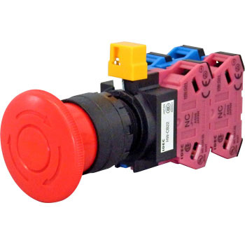 phi 22 HW Series for Emergency Stop Push Button Switch