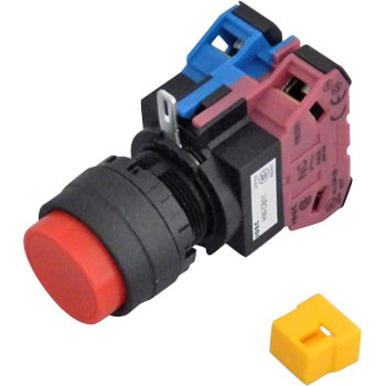 Phi 22 HW Series Collisional Push Button Switch Mechanism