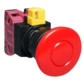 Phi 22 HW Series Push Button Switch Mechanism Large Size