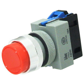 phi22 Tw Series Push Button Switch Bump Shape