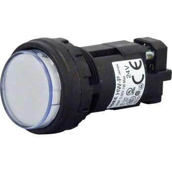 Hw Series Pilot Light phi22, Fillister-Head Type, Led