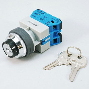 phi 25 TWS Siries ASS[]K Type/ Key Control Selector Switch