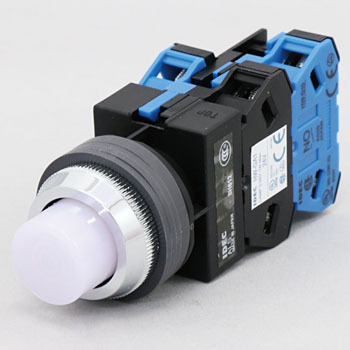 phi25 TWS Series Lighting Push Button Switch, LED