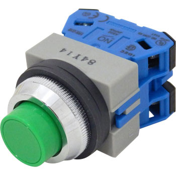 phi 25 Tws Series Push Button Switch, Stabtype