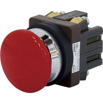 phi30 Abn Series Push Button Switch, Large