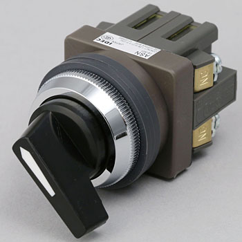 phi 30 Series ASN  L / Lever Handle Selector Switch