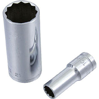 Deep socket 15mm