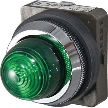 phi 30-Series Pilot Lights, Round LED Apn1 Form