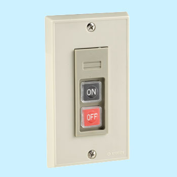 The Push Button Switch for Power, For Flush Type And Switch Boxes