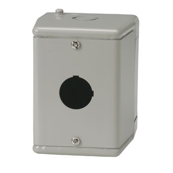 Control Box Product Made From The Sheet Steel Closed-Down Type