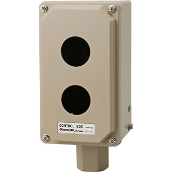 Control Box Product Made From Aluminum Dust-Proof And Jet-Proof Type