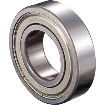 Single-Row Deep Groove Ball Bearing No. 6000 Stand ZZ