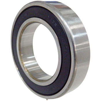 Single-Row Deep Groove Ball Bearing No. 6000 Stand Vv, Both-Sides Non-Contact Rubber Seal Type