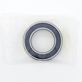The Single Line Deep Groove Ball Bearing 6800Th Unit Vv, Both Sides Non Contact Rubber Seal Shape