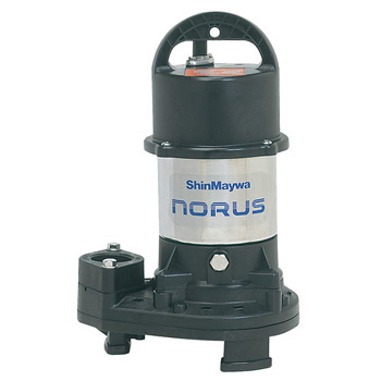 Lightweight submersible pump