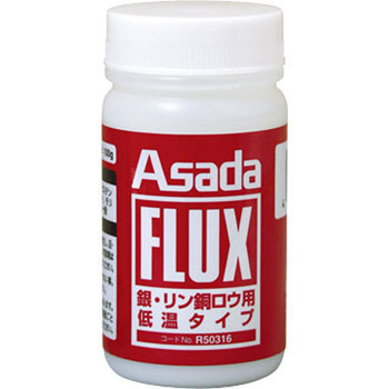 Flux for Phosphor Copper Wax