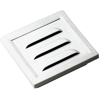 Steel Louvered Vent