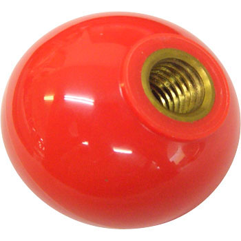 Plastic Grip Ball, With Metal Core