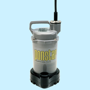 Underwater pump Ponter for simple waste