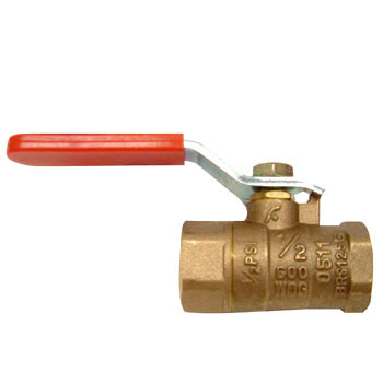 Full Port Forged Brass Ball Valve