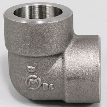 90 Degree High Pressure Elbow Shaped Plug Welding