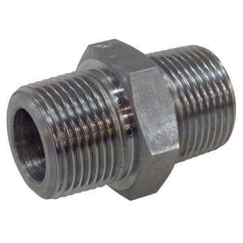 High Pressure Twist Type Hexal Nipple