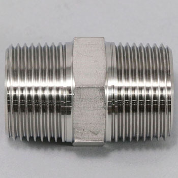Stainless Steel High Pressure Twist Type Hexal Nipple