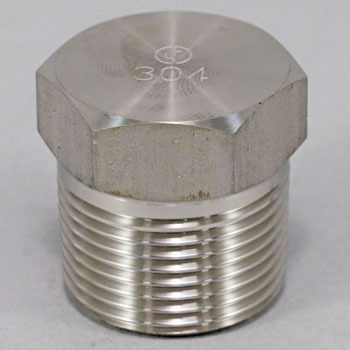 Stainless Steel High-Pressure Twist Type Hex Plug